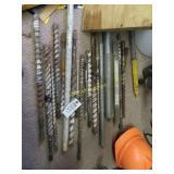 Hammer drill bits