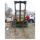 Eagle Picher forklift with Perkins diesel engine