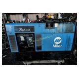 Miller Bobcat 225 NT AC/DC 8000 W Generator Welder