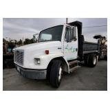 2004 Freightliner FL7 Dump truck Dsl 6 Sp Manual