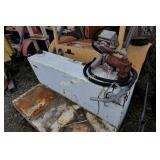 Weatherguard Model #354 88 Gal Fueling Tank