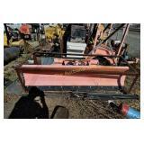 Snowplow Blade assembly SP-220 in OEM metal crate