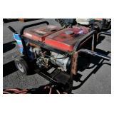 Portable Gas powered generator
