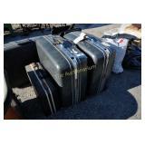 Vintage Sampsonite & Other types luggage Satchels