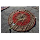 Atlas Halilari Circular Turkish Rug 6