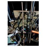 Table Fastener Boxes Tools clean up lot