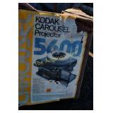 Kodak Carousel Projector 5600 in OEM Box