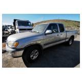 2001 Toyota Tundra VIN 5TBRT341915188429