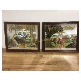 2 Kentucky Derby winner decorations