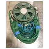 Assorted garden hoses