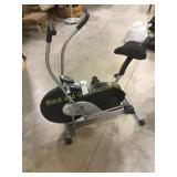 Bodyrider upright fan bike