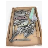 Metal Lathe Cutting tools.