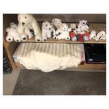 And Even Dozen Coca-Cola Stuffed Bears