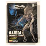 Independence Day for Alien Exoskeleton Model