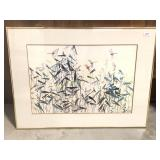 Hsing Hua Chang Signed and Numbered Print