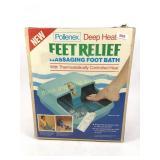 Pole exam Deep Heat foot  Bath
