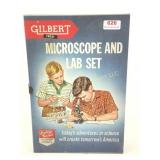 Gilbert Microscope and Lab Kit
