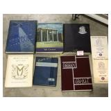 Lot Of Six Missouri Yearbooks