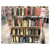 Four Shelves of Assorted Books