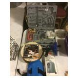 Misc handy man lot with wire