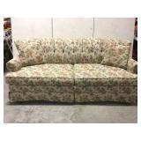 CraftMaster floral print sofa