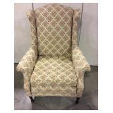 Cushioned Tall Back Chair