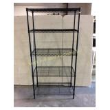 6Ft Tall Wire Shelving Rack