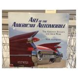 Art of the American Automobile Book