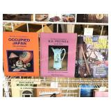 Lot of Three Books on Antiques