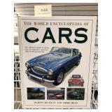 The World Encyclopedia of Cars Book