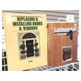 Two Books on Cabinet Making and Windows and Doors