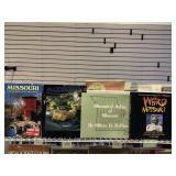 Lot of Four Books on Missouri