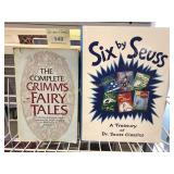 Dr. Seuss and Grimm