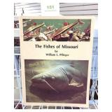 The Fishes of Missouri Book