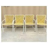 4 awesome patio chairs
