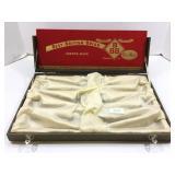 Vintage Best British Briar pipe box