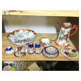 Lot of assorted Oriental ceramics