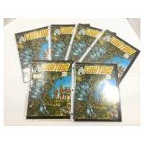 Lot of 6: Fugitoid 1st issue comic
