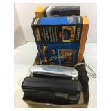 Box lot: portable radios, more