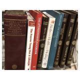 Lot of Nine Health and Medicine Books