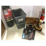 Handyman box lot