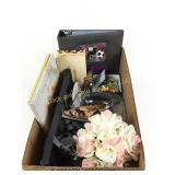 Box lot including Anne Gerdes book