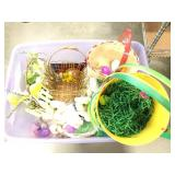Easter Bunnies & Baskets