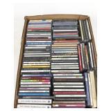 Box lot including CD