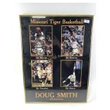 Framed & Autographed Doug Smith Poster