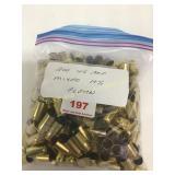 45 ACP brass mixed HS clean not deprimed qty 200