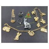 Costume Jewelry- Includes Disney Bracelet & more