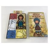 2017 Holly Hobbie colorforms dress up set in box