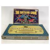 Vintage Batman board game & more