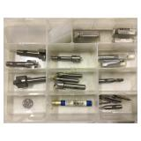 Radius / Round End Mill Cutters
